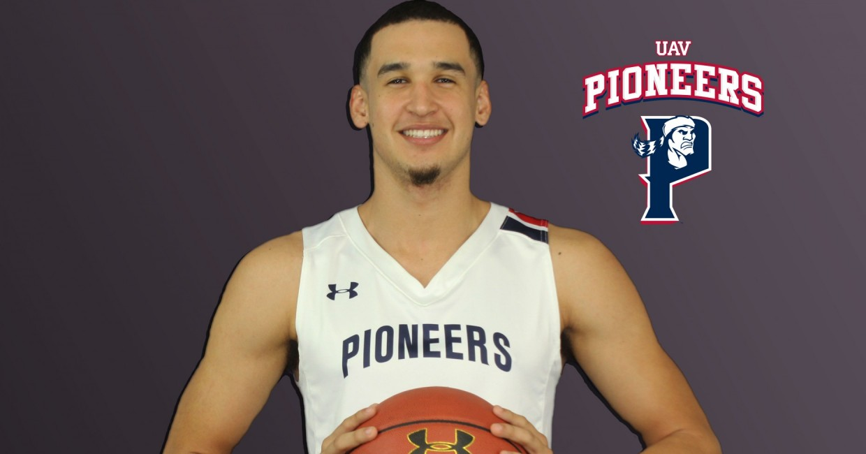 Photo for Pioneer Franky Teran Named NAIA All American Honorable Mention For Second Consecutive Season