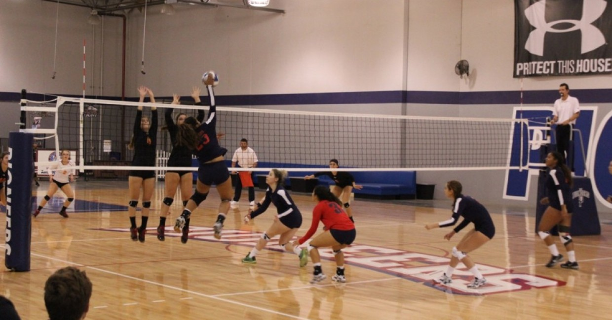 Photo for UAV Volleyball Defends Home Court Versus Arizona Christian