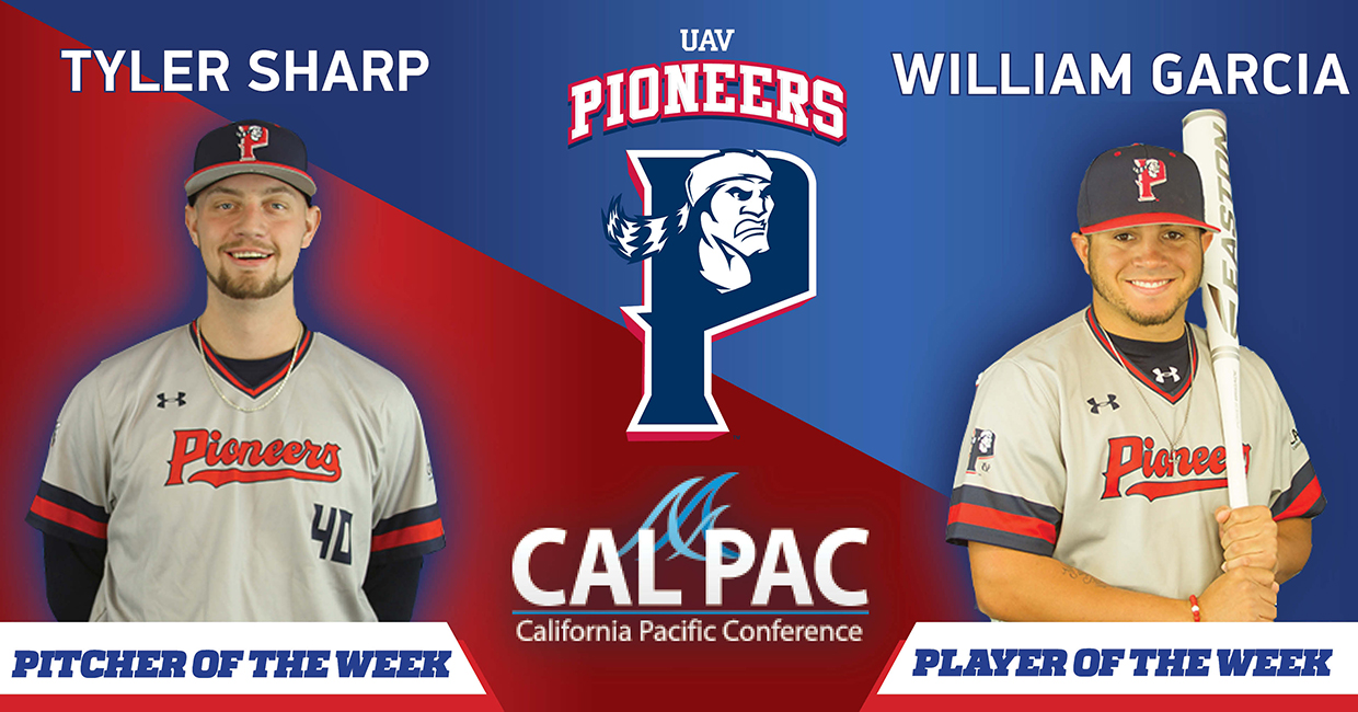 Photo for Pioneers Collect CalPac Honors For The Week