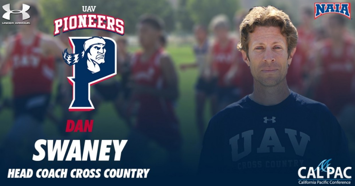 Photo for Dan Swaney Named New UAV Cross Country Coach