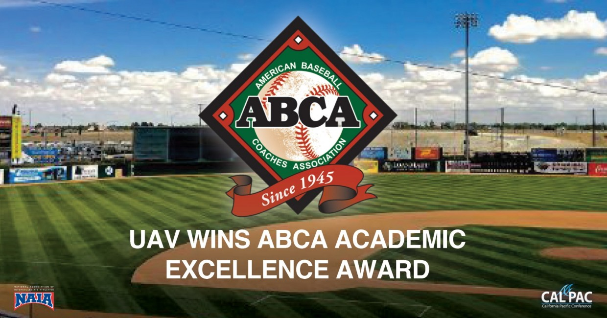 Photo for UAV Baseball Team Wins ABCA Academic Excellence Award